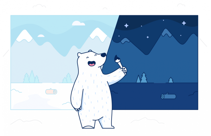 Bear is ready for iOS 13, iPadOS, and Catalina