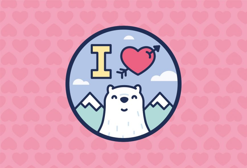 7 reasons Bear is better than a valentine
