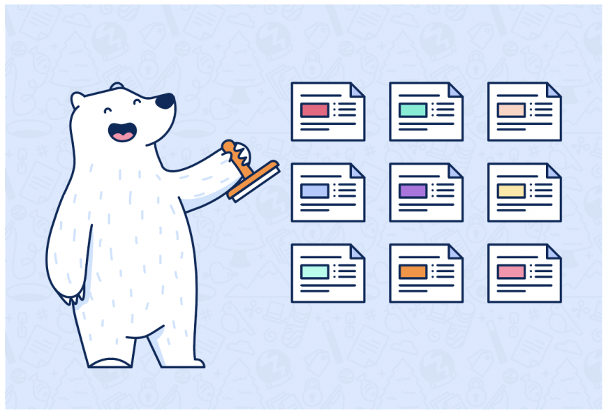 Tools for creating templates to use in Bear