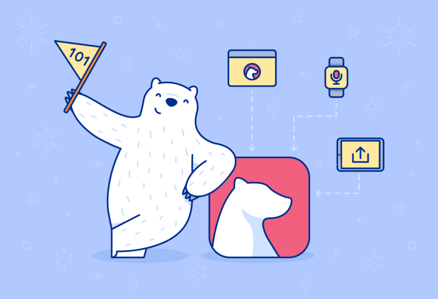 Bear 101: All the ways to get content into Bear
